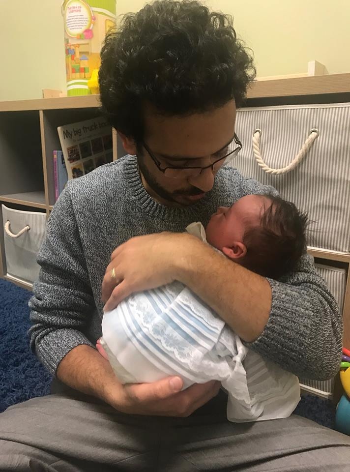 father with baby 2
