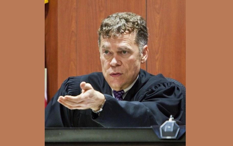 Judge Paul McMurdie FB