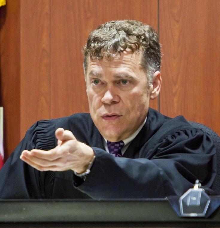 Judge Paul McMurdie