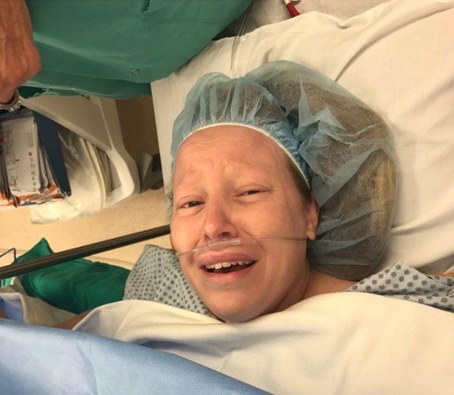 Suzy forced cesarean c